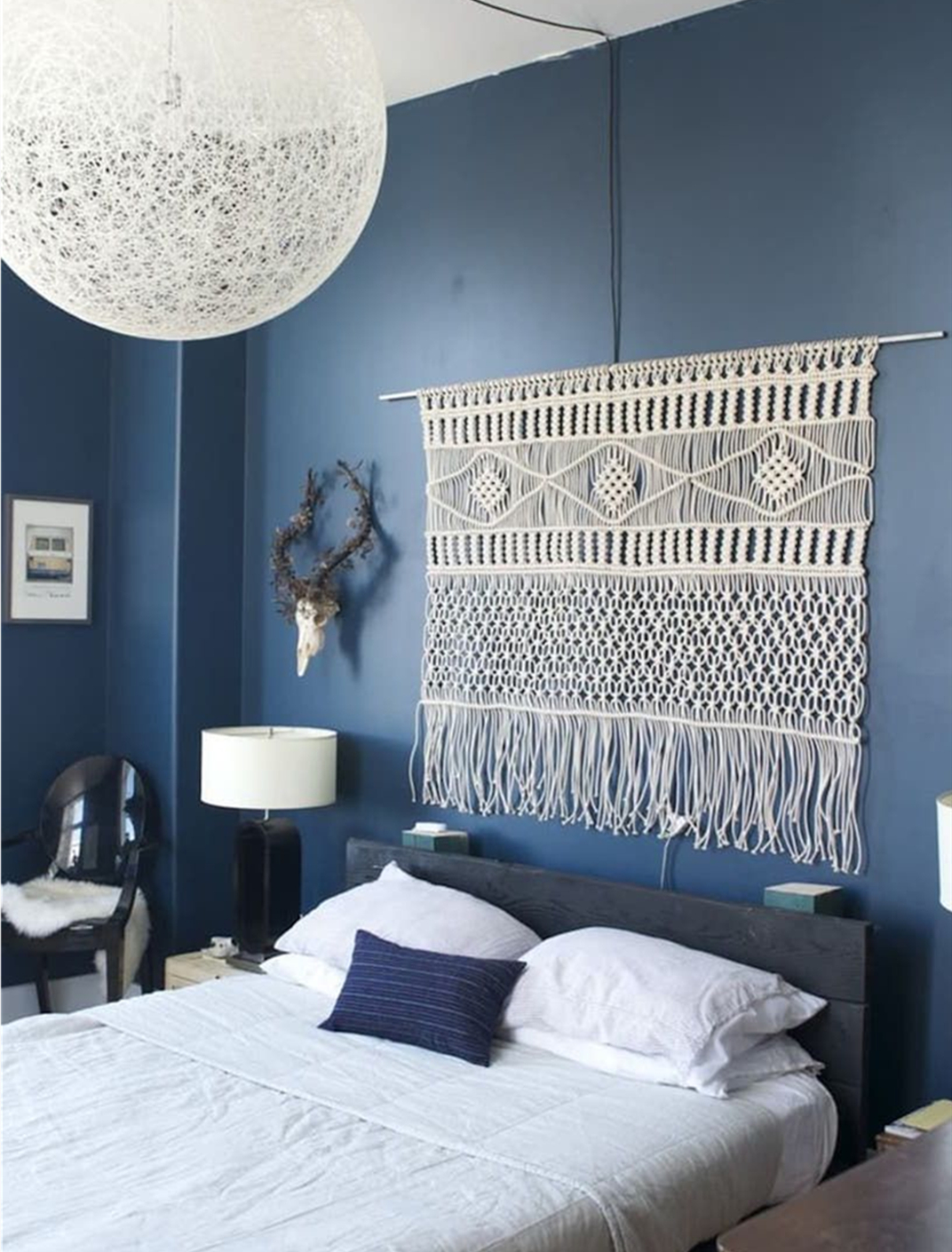 Headboard Decor