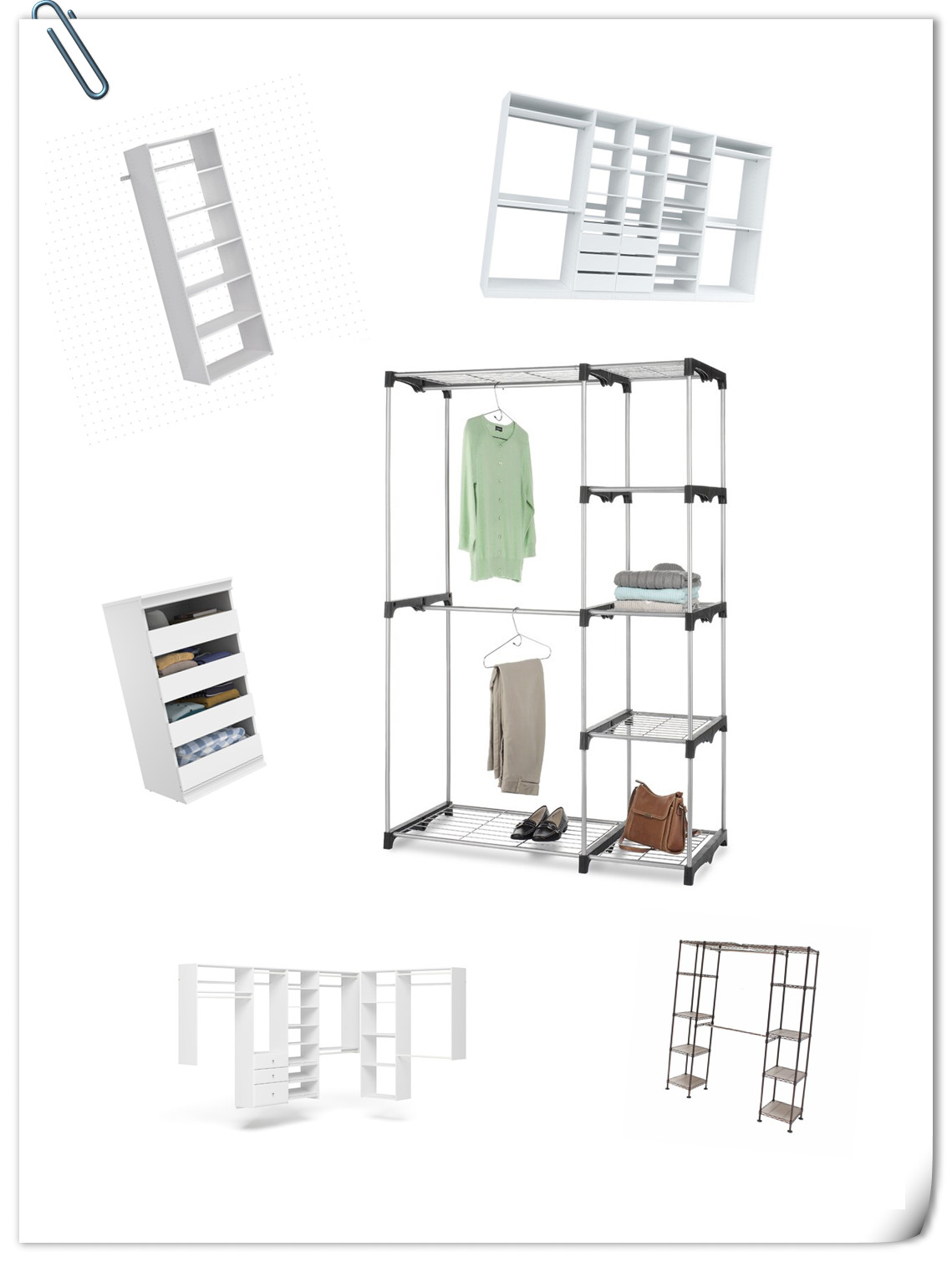 11 Useful And Popular Closet Systems You Must Consider Buying