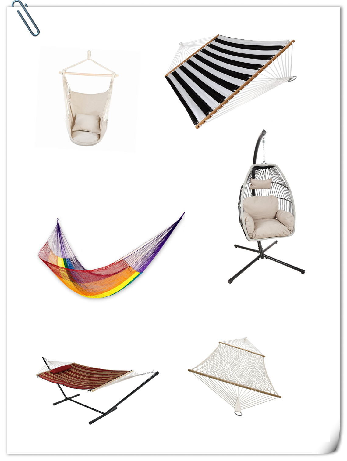 8 Hammocks To Buy From