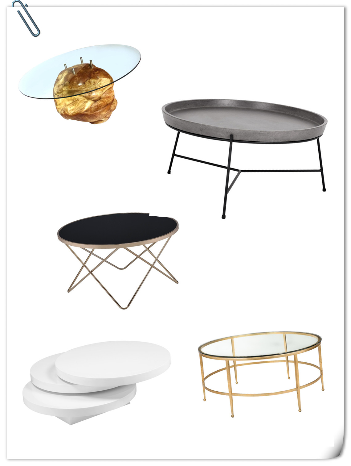 7 Best Round Coffee Tables You Love to Have